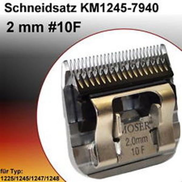 Kép: Moser 10F nyírógépfej