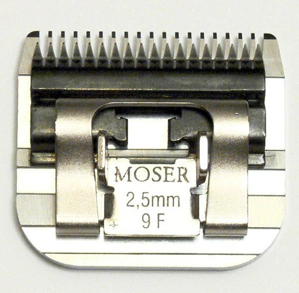 Kép: Moser 9F nyírógépfej