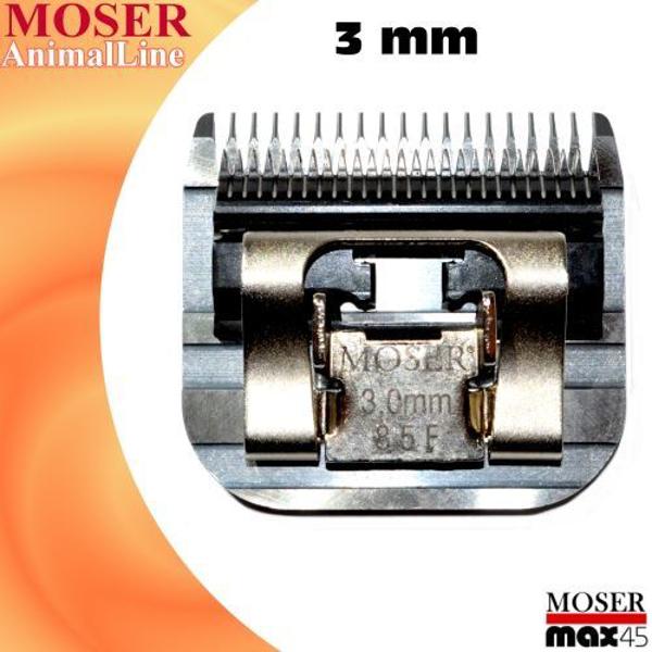Kép: Moser 8.5F nyírógépfej