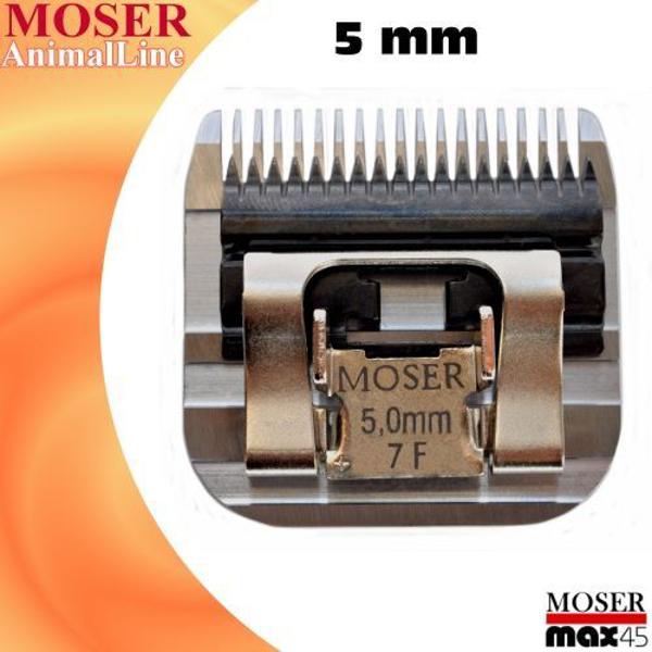 Kép: Moser 7F Nyírógépfej