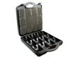 Kép: Andis 12 db-os gépfej tároló kisbőrönd