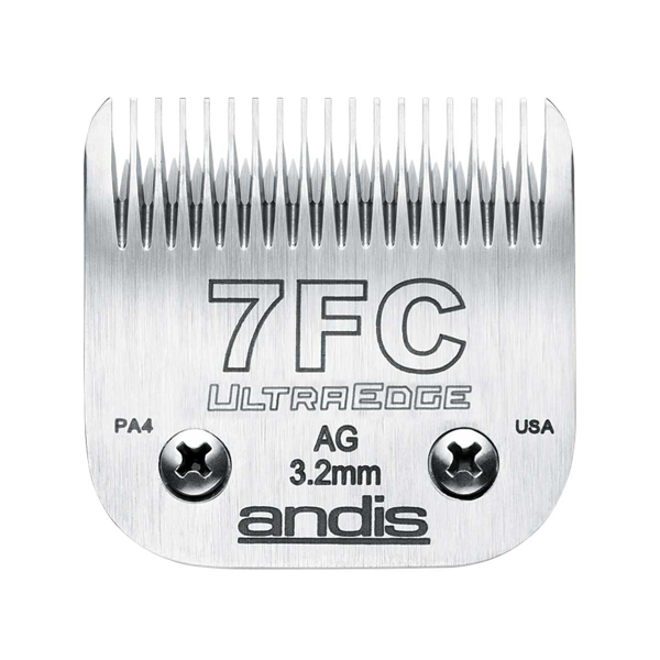 Kép: ANDIS 7FC nyírógépfej