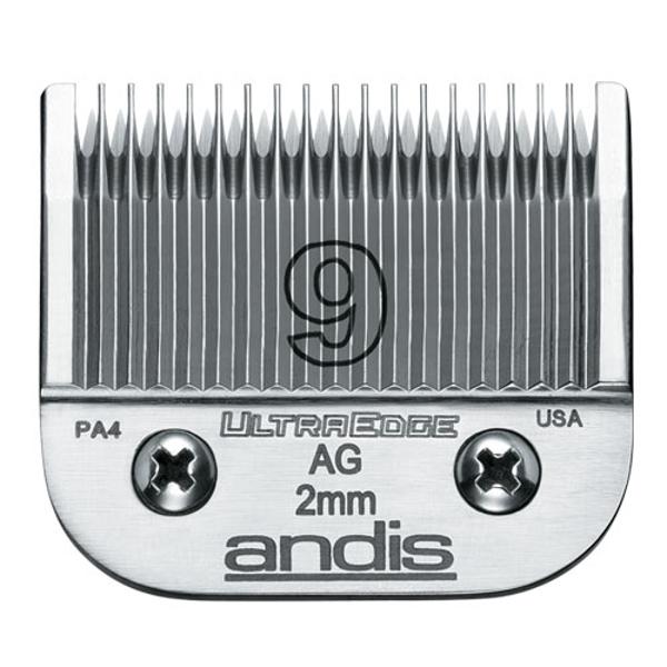 Kép: ANDIS 9-es nyírógépfej
