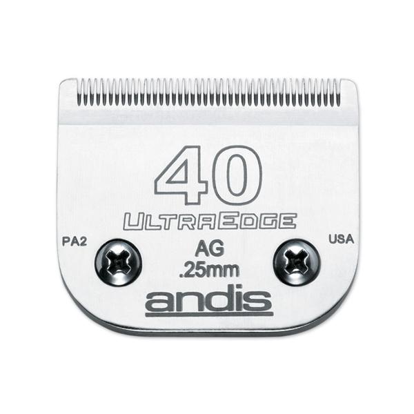 Kép: ANDIS 40-es  nyírógépfej