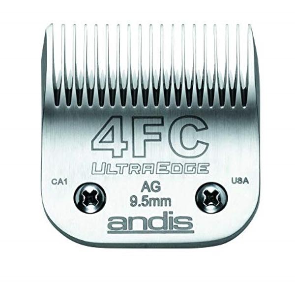 Kép: ANDIS 4FC nyírógépfej