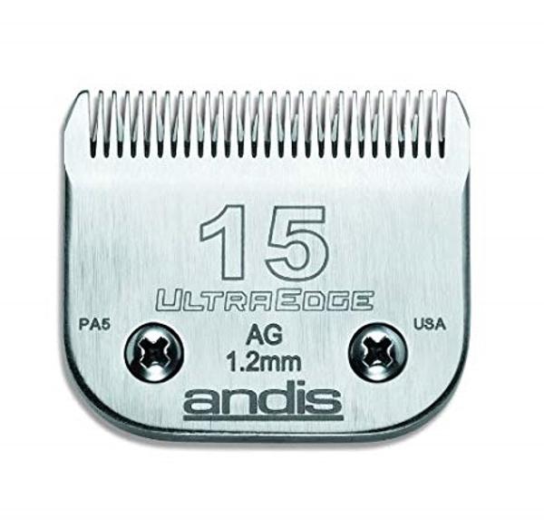Kép: ANDIS 15-ös nyírógépfej