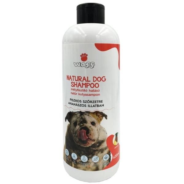 Kép: Waff Kutyasampon Piszkos Szőrzetre, 400 ml
