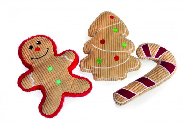 Kép: Camon Karácsonyi Plüss figurák