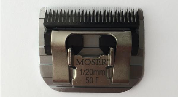 Kép: Moser 50F nyírógépfej