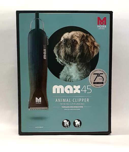 Kép: Moser Max 45 Nyírógép